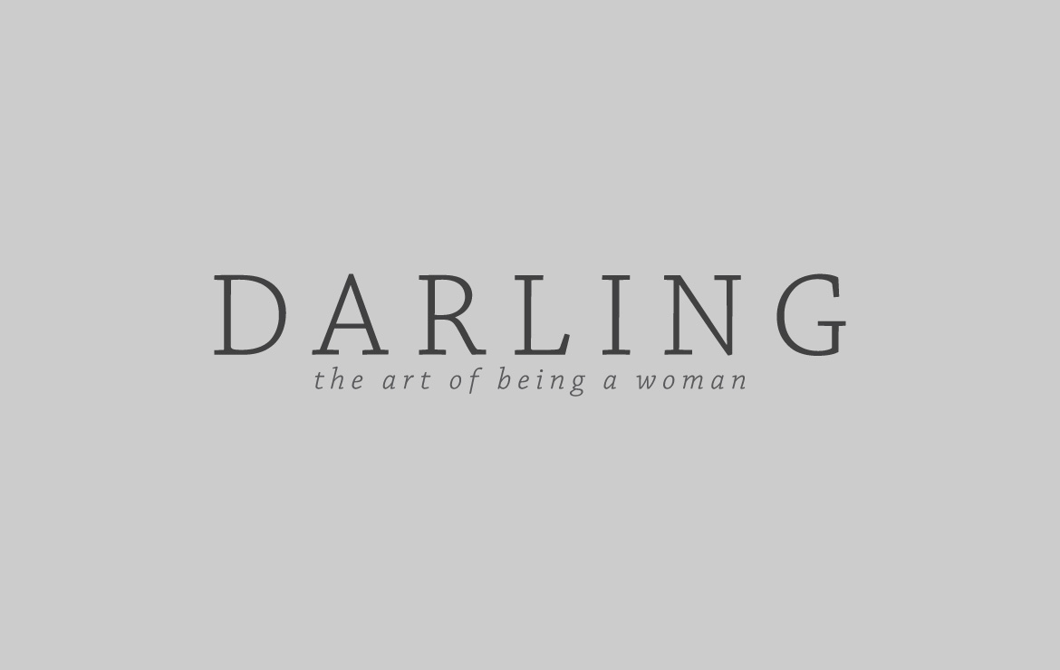 Darling the art of being a Woman
