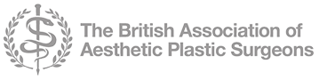 British Association of Aesthetic Plastic Surgeons Logo Website Link